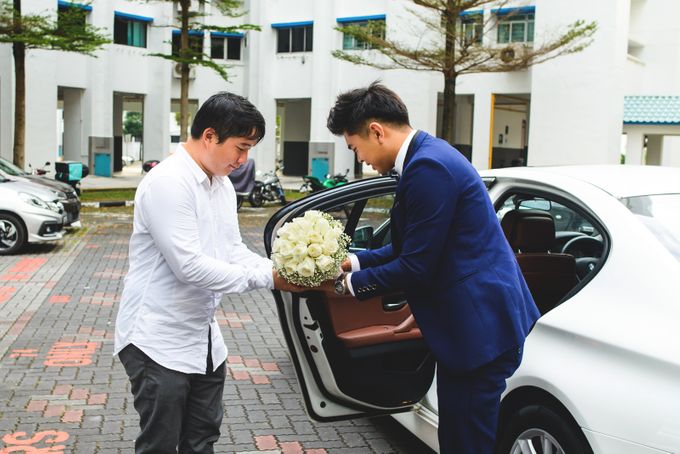 Wedding Photography Singapore - Actual Day Wedding - S & D by Rave Memoirs - 005