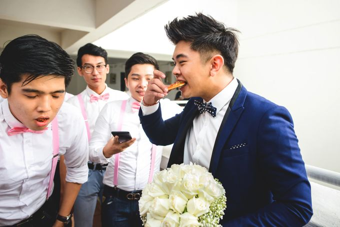 Wedding Photography Singapore - Actual Day Wedding - S & D by Rave Memoirs - 007