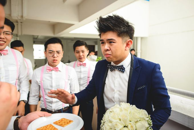 Wedding Photography Singapore - Actual Day Wedding - S & D by Rave Memoirs - 008