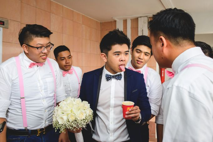 Wedding Photography Singapore - Actual Day Wedding - S & D by Rave Memoirs - 011