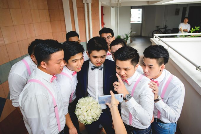 Wedding Photography Singapore - Actual Day Wedding - S & D by Rave Memoirs - 012