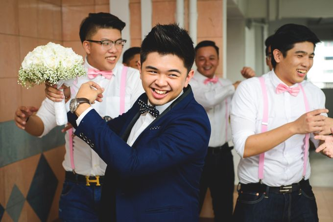Wedding Photography Singapore - Actual Day Wedding - S & D by Rave Memoirs - 013
