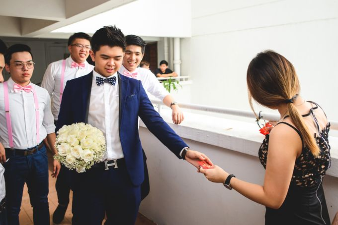 Wedding Photography Singapore - Actual Day Wedding - S & D by Rave Memoirs - 017