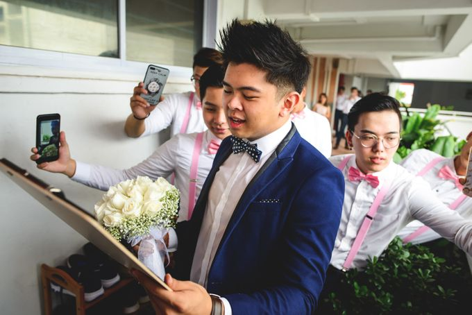 Wedding Photography Singapore - Actual Day Wedding - S & D by Rave Memoirs - 018