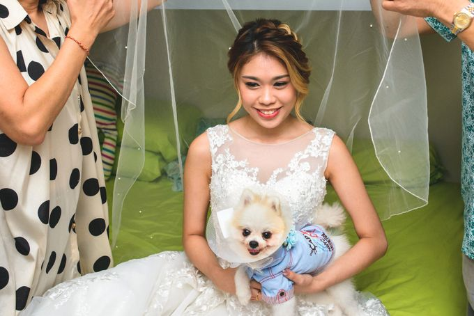 Wedding Photography Singapore - Actual Day Wedding - S & D by Rave Memoirs - 019