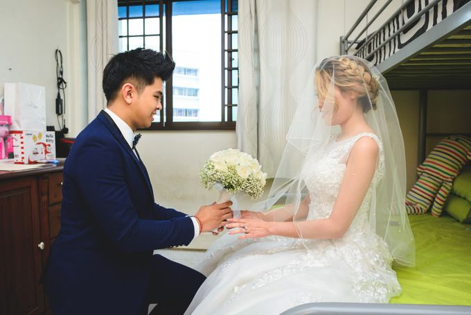 Wedding Photography Singapore - Actual Day Wedding - S & D by Rave Memoirs - 020