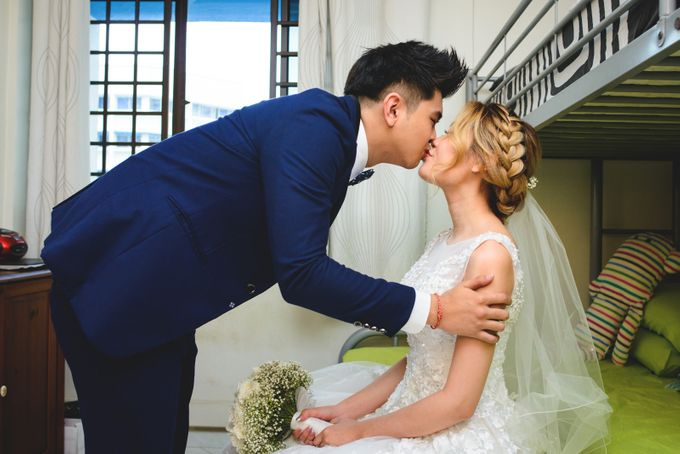 Wedding Photography Singapore - Actual Day Wedding - S & D by Rave Memoirs - 021