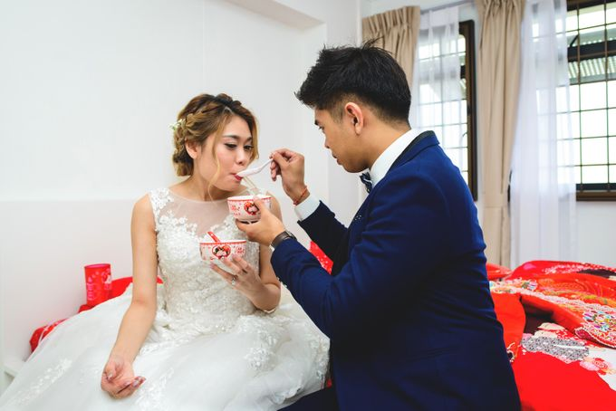 Wedding Photography Singapore - Actual Day Wedding - S & D by Rave Memoirs - 023