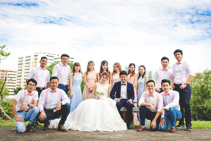 Wedding Photography Singapore - Actual Day Wedding - S & D by Rave Memoirs - 024