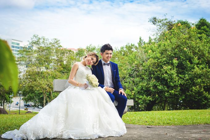Wedding Photography Singapore - Actual Day Wedding - S & D by Rave Memoirs - 026