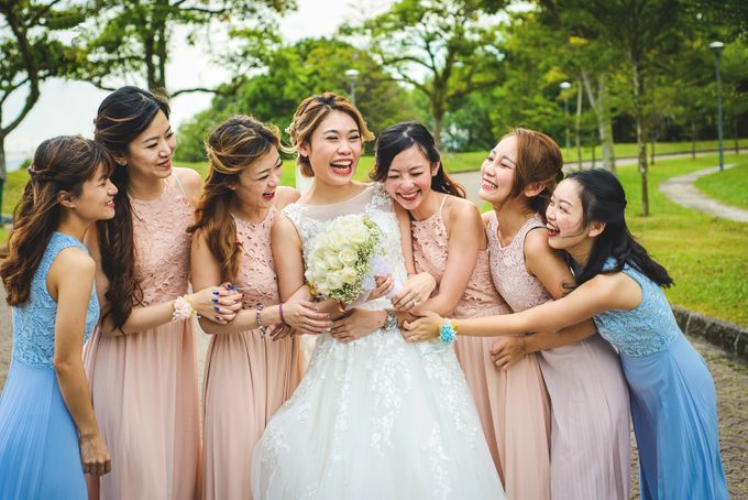 Wedding Photography Singapore - Actual Day Wedding - S & D by Rave Memoirs - 027