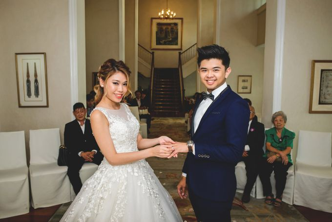 Wedding Photography Singapore - Actual Day Wedding - S & D by Rave Memoirs - 034