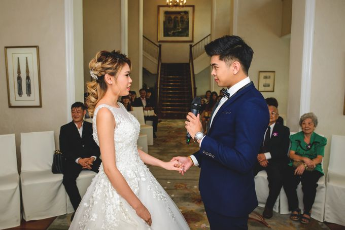 Wedding Photography Singapore - Actual Day Wedding - S & D by Rave Memoirs - 035