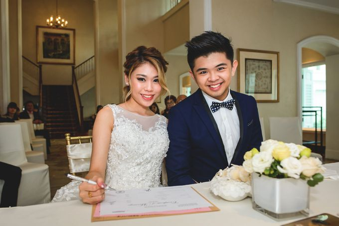 Wedding Photography Singapore - Actual Day Wedding - S & D by Rave Memoirs - 037