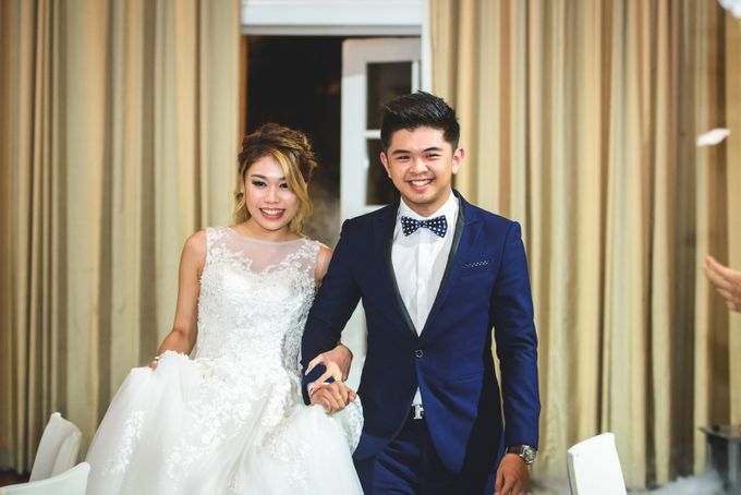 Wedding Photography Singapore - Actual Day Wedding - S & D by Rave Memoirs - 039