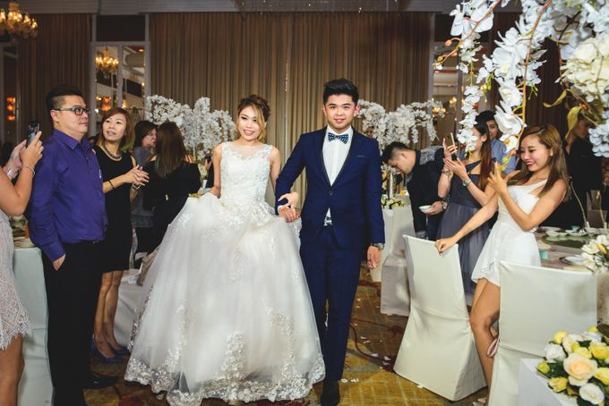 Wedding Photography Singapore - Actual Day Wedding - S & D by Rave Memoirs - 040