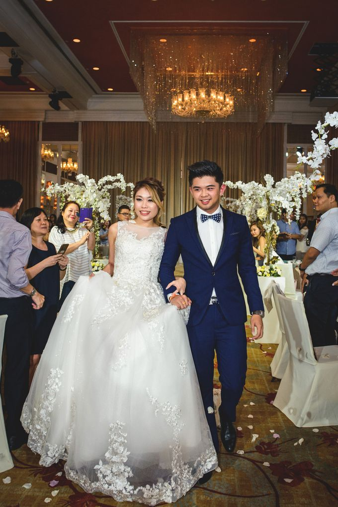 Wedding Photography Singapore - Actual Day Wedding - S & D by Rave Memoirs - 041