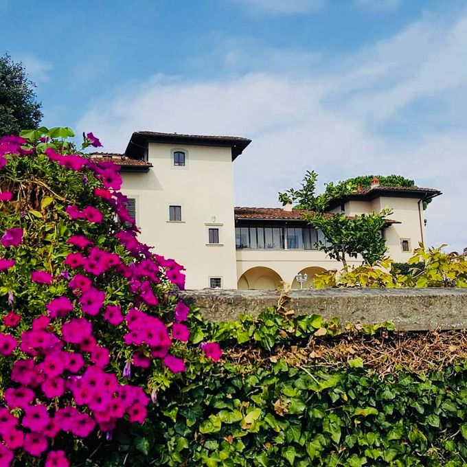 Location in Tuscany by Le Cirque Firenze - 008