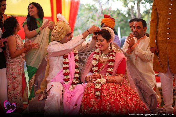HEENA-SHELESH by Wedding By Neeraj Kamra - 003