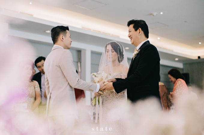 Wedding - Richard & Pricillia Part 01 by State Photography - 002