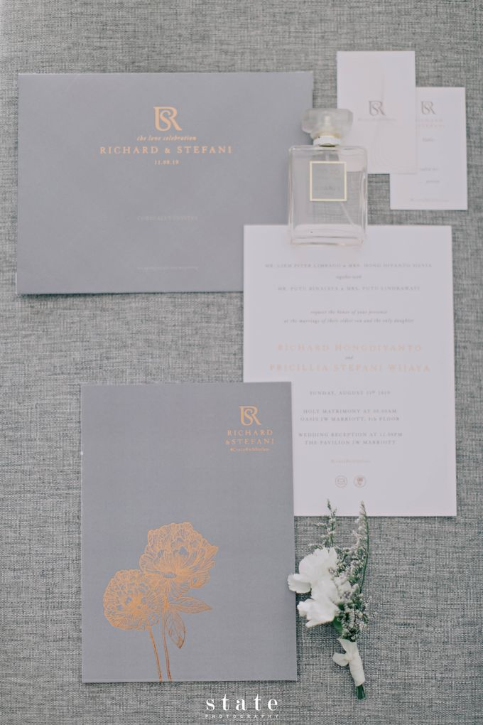 Wedding - Richard & Pricillia Part 02 by State Photography - 001