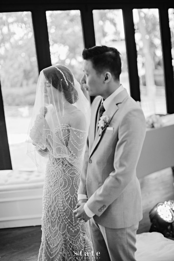 Wedding - Richard & Pricillia Part 01 by State Photography - 007
