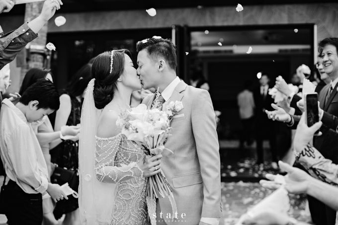 Wedding - Richard & Pricillia Part 01 by State Photography - 018