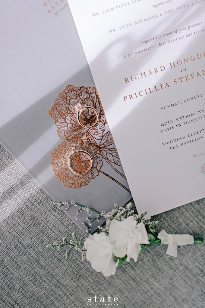 Wedding - Richard & Pricillia Part 02 by State Photography - 003
