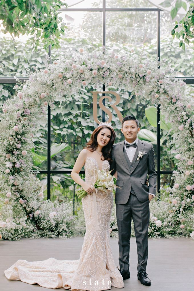 Wedding - Richard & Pricillia Part 01 by State Photography - 036