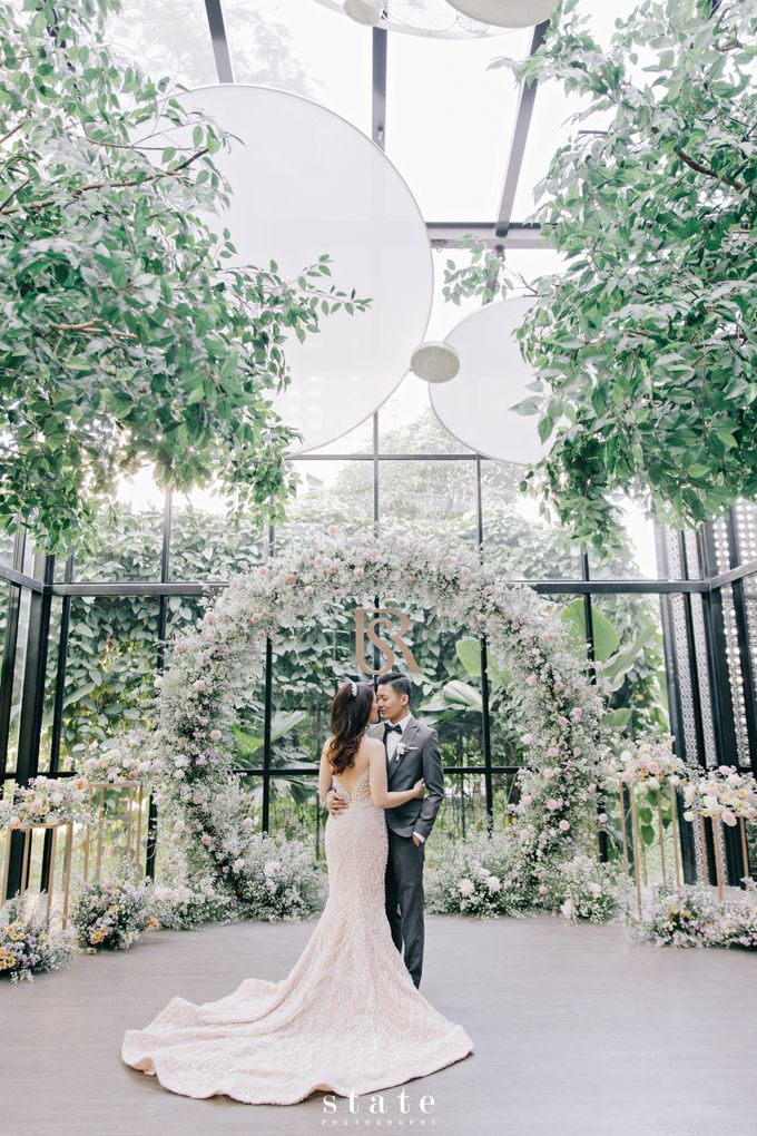 Wedding - Richard & Pricillia Part 01 by State Photography - 038