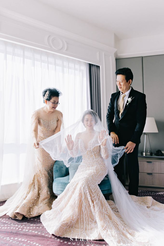 Wedding - Richard & Pricillia Part 02 by State Photography - 021