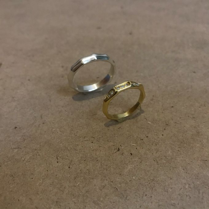 Wedding Custom Rings Collection by Rumme - 002