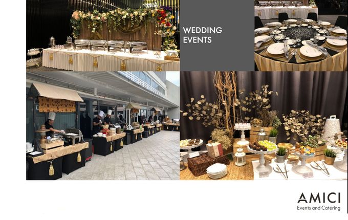 Wedding by Amici Events and Catering - 006