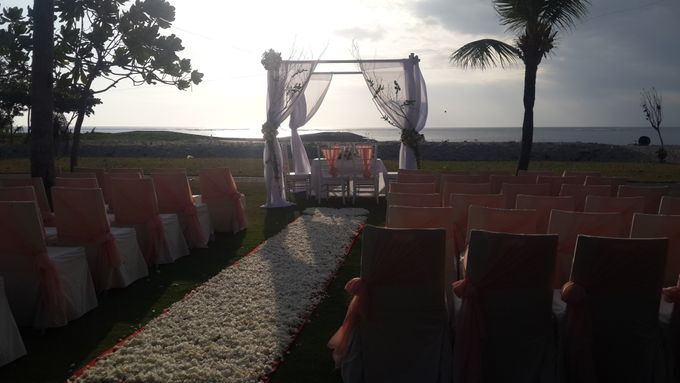 Garden & Beach Wedding by Holiday Inn Resort Baruna Bali - 008