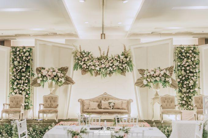 Shafira & Rafi Wedding Ceremony by Ayatana Wedding - 002