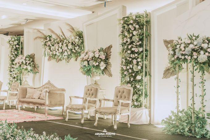 Shafira & Rafi Wedding Ceremony by Ayatana Wedding - 003