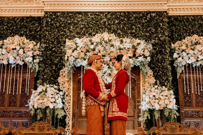 Wedding Stevanni & Seno at Klub Kelapa Gading by Mamie Hardo - 002