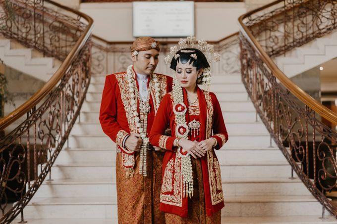 Wedding Stevanni & Seno at Klub Kelapa Gading by Mamie Hardo - 003