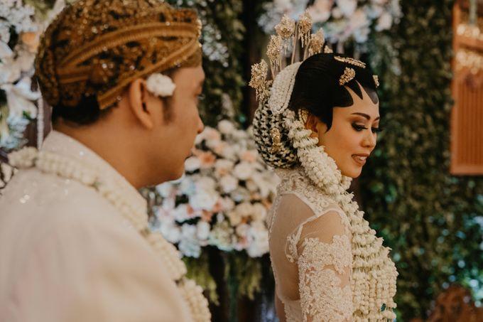 Wedding Stevanni & Seno at Klub Kelapa Gading by Mamie Hardo - 012