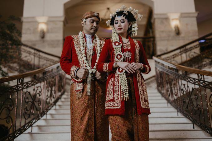 Wedding Stevanni & Seno at Klub Kelapa Gading by Mamie Hardo - 022