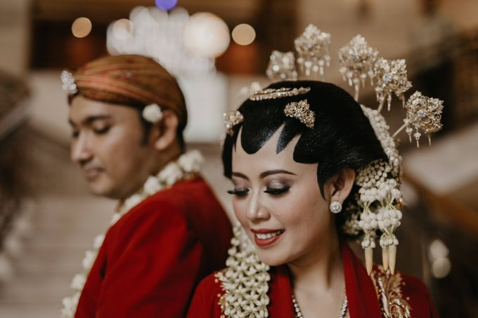 Wedding Stevanni & Seno at Klub Kelapa Gading by Mamie Hardo - 023