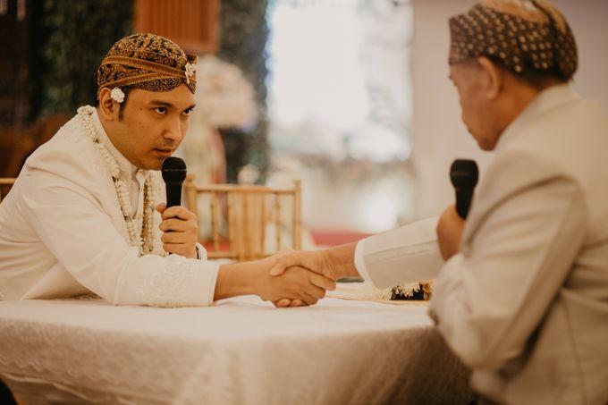 Wedding Stevanni & Seno at Klub Kelapa Gading by Mamie Hardo - 015