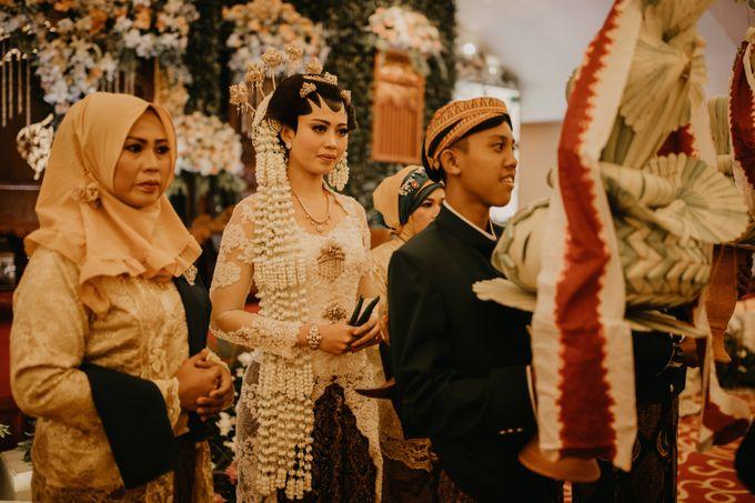 Wedding Stevanni & Seno at Klub Kelapa Gading by Mamie Hardo - 017