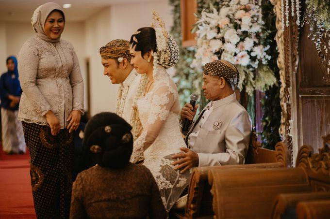 Wedding Stevanni & Seno at Klub Kelapa Gading by Mamie Hardo - 018