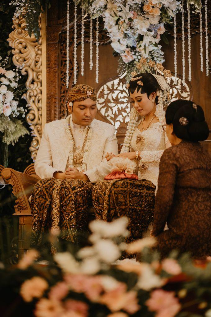 Wedding Stevanni & Seno at Klub Kelapa Gading by Mamie Hardo - 019