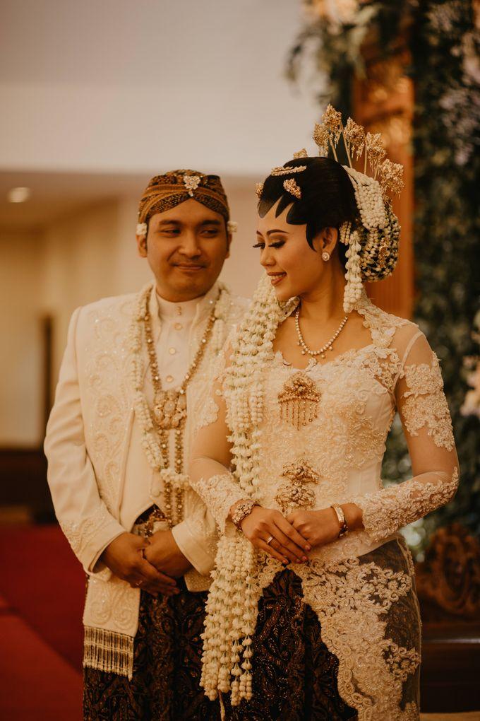 Wedding Stevanni & Seno at Klub Kelapa Gading by Mamie Hardo - 025