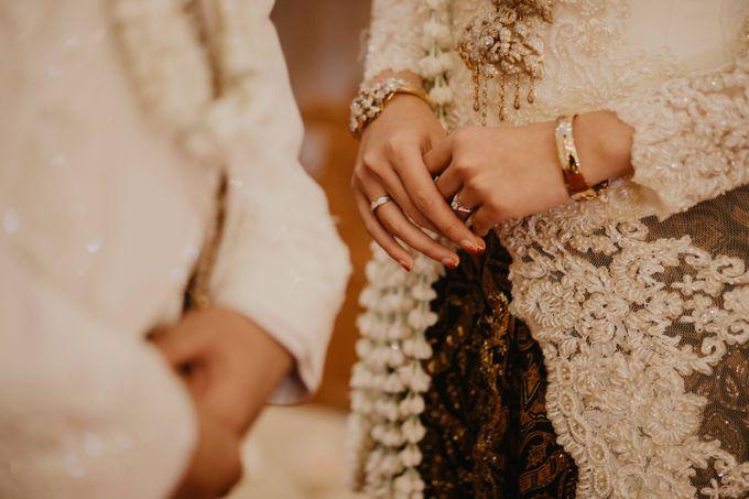 Wedding Stevanni & Seno at Klub Kelapa Gading by Mamie Hardo - 026
