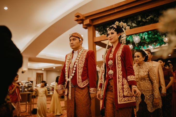 Wedding Stevanni & Seno at Klub Kelapa Gading by Mamie Hardo - 028