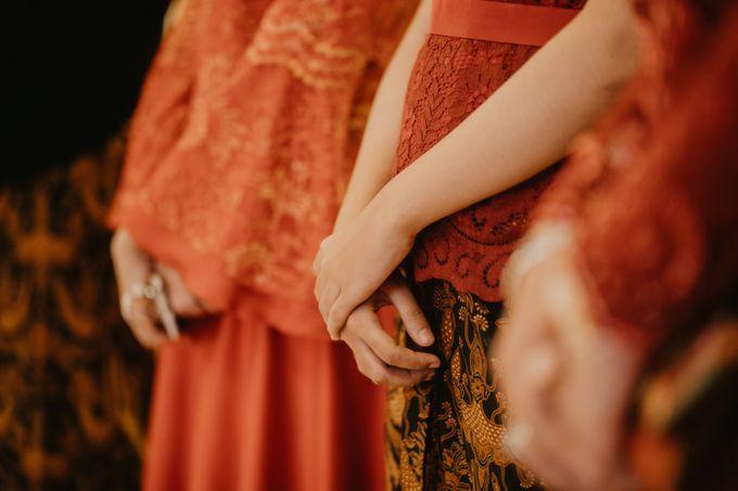 Wedding Stevanni & Seno at Klub Kelapa Gading by Mamie Hardo - 029