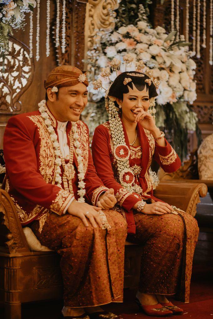 Wedding Stevanni & Seno at Klub Kelapa Gading by Mamie Hardo - 030